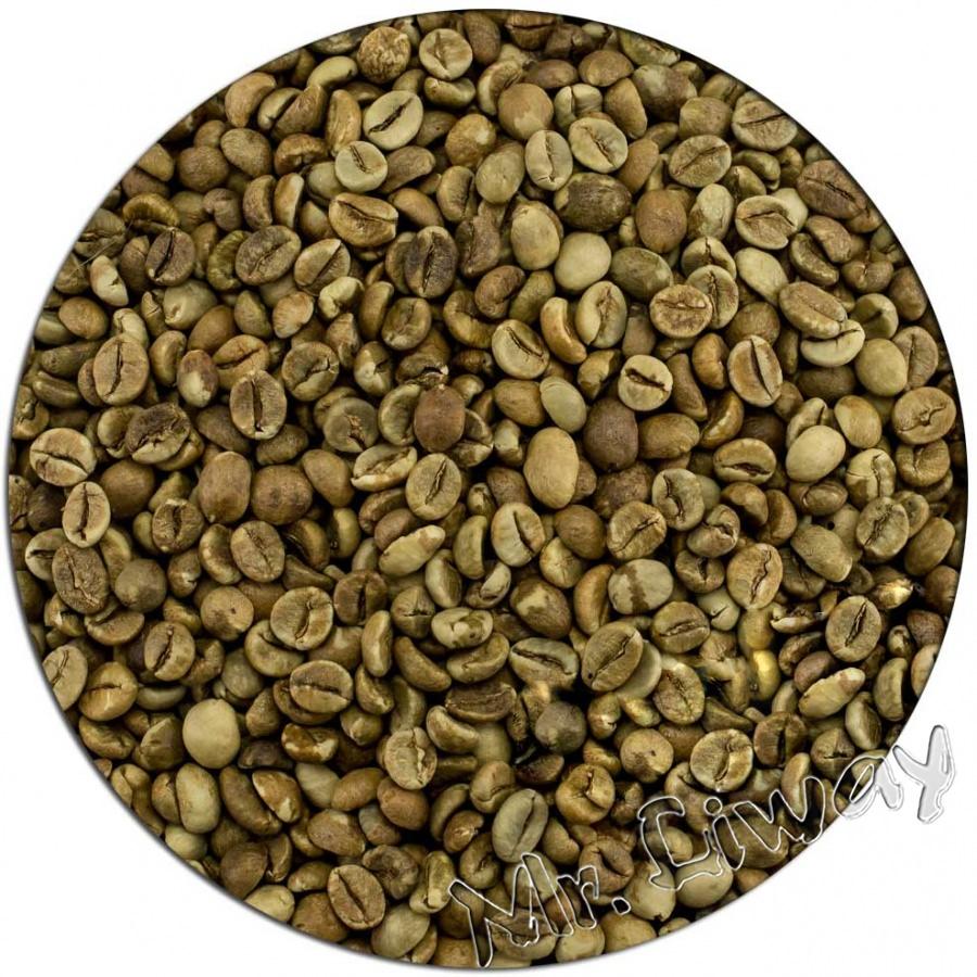 курить зеленый кофе
